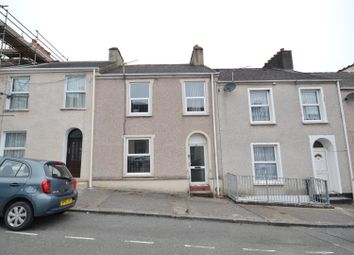 3 bed terraced house for sale in Laws Street, Pembroke Dock SA72