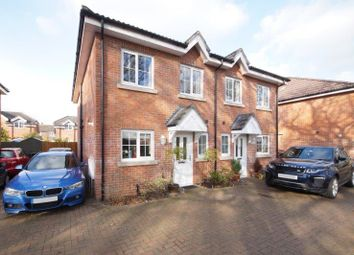 Thumbnail 3 bed semi-detached house for sale in Alma Road, Bordon