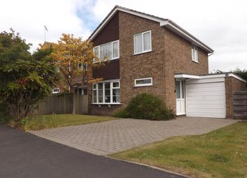 Thumbnail 3 bedroom detached house for sale in Blenheim Court, Alsager, Stoke-On-Trent, Cheshire
