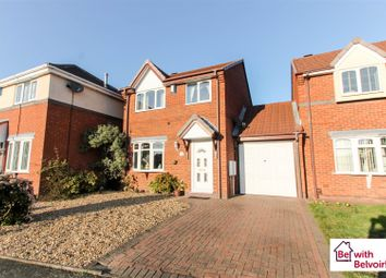 Thumbnail 3 bedroom link-detached house for sale in Honeybourne Way, Willenhall