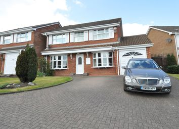Thumbnail 4 bed detached house for sale in Varlins Way, Kings Norton, Birmingham