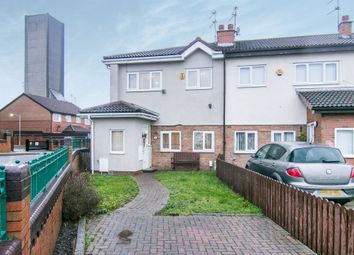 Thumbnail 3 bed end terrace house for sale in Borough Road East, Wallasey