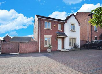Thumbnail 4 bedroom detached house for sale in Well Croft, Lawley Village, Telford, Shropshire