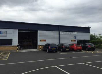Thumbnail Light industrial for sale in Unit 5 Newbrook Business Park, Weighbridge Road, Shirebrook, Notts