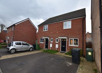 Thumbnail 2 bed semi-detached house for sale in Tilman Drive, Peterborough