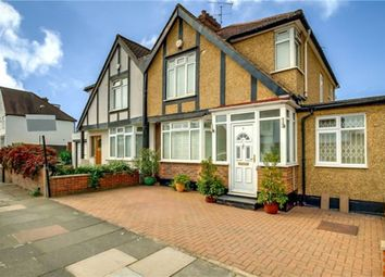 Thumbnail 3 bed semi-detached house for sale in Cullingworth Road, London