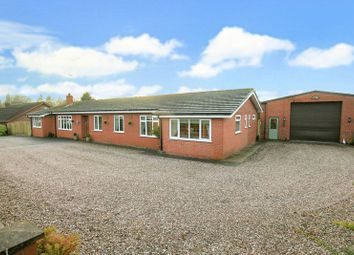 Thumbnail 5 bed detached bungalow for sale in Kestrel Drive, Loggerheads, Market Drayton