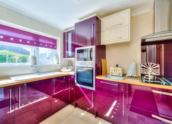 Thumbnail 3 bed semi-detached house for sale in Langlands, Lavendon, Olney