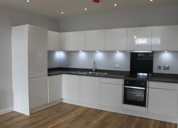 Thumbnail 2 bedroom flat to rent in Tate House, Leeds