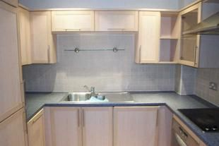 Thumbnail 2 bed flat to rent in Abbey Court, Priory Place, Town Centre