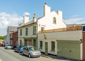 Thumbnail 4 bed terraced house for sale in Howell Road, Exeter, Devon