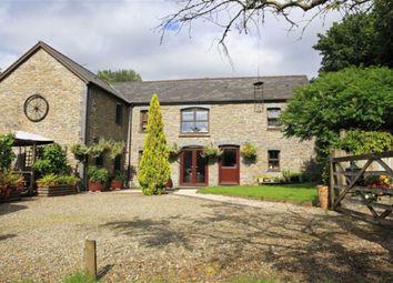 Thumbnail 4 bedroom detached house for sale in Ffarmers, Llanwrda