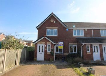 Thumbnail 2 bed semi-detached house for sale in Ancroft Drive, Hindley, Wigan