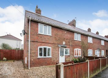 Thumbnail 3 bed end terrace house for sale in Appleyard Crescent, Norwich