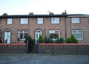 Thumbnail 3 bed terraced house for sale in Thelwall Lane, Latchford, Warrington