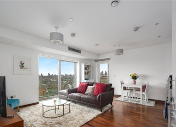 Thumbnail 2 bed flat for sale in River Heights, 90 High Street, London