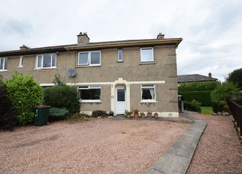Thumbnail 2 bed flat for sale in Balvaird Place, Perth