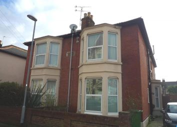 Thumbnail 2 bedroom flat to rent in Queens Road, North End, Portsmouth