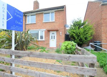 Thumbnail 2 bedroom end terrace house for sale in Chaucer Avenue, Porchester