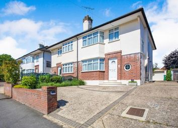 Thumbnail 3 bedroom semi-detached house for sale in Woodmere Avenue, Watford, Hertfordshire, .