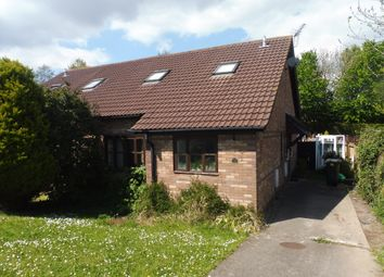 Thumbnail 3 bed semi-detached bungalow for sale in Jasmine Drive, St. Mellons, Cardiff