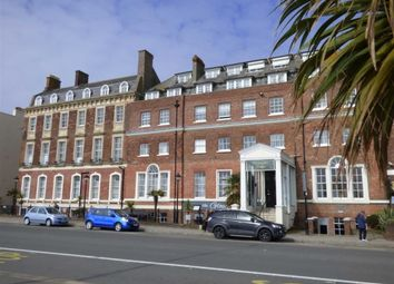 Thumbnail 2 bed flat for sale in Gloucester Lodge, 85 The Esplanade, Weymouth