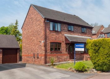 Thumbnail 3 bed detached house for sale in Harewood Way, Bramley
