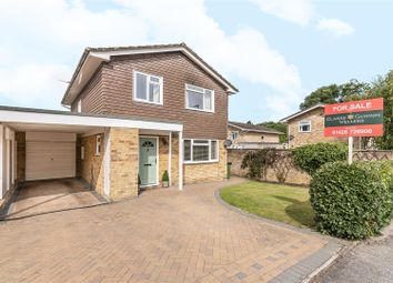 Thumbnail 4 bed property for sale in Stonehouse Road, Liphook