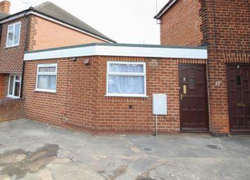 Thumbnail 1 bed flat to rent in Jubilee Road, Shelton Lock, Derby