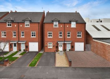 Thumbnail 4 bed semi-detached house for sale in Goldhill Road, South Knighton, Leicester