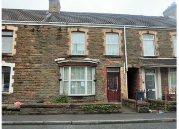 Thumbnail 3 bed terraced house for sale in Cardonnel Road, Neath