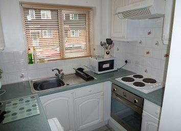 Thumbnail 1 bedroom terraced house to rent in Cranemore, Peterborough