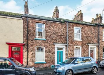 Thumbnail 3 bedroom terraced house for sale in Fishburn Road, Whitby, North Yorkshire, .