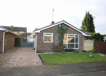 Thumbnail 3 bed detached bungalow for sale in Collyers Close, Hurworth, Darlington