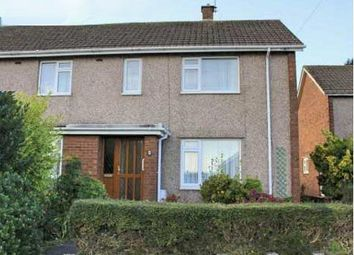 Thumbnail 2 bedroom end terrace house to rent in Briar Dene, Sketty Park, Swansea
