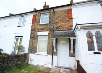 Thumbnail 2 bed terraced house for sale in Stanhope Road, Swanscombe, Kent