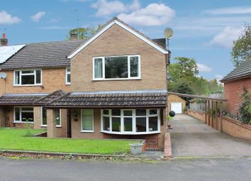 Thumbnail 4 bed semi-detached house for sale in Arley, Coventry