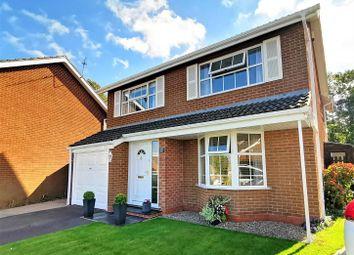 Woodmere Croft, Basingstoke RG22. 4 bed detached house