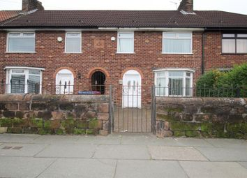 Thumbnail 4 bed terraced house for sale in Longmoor Lane, Fazakerley, Liverpool