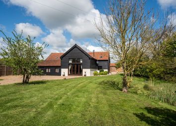 Thumbnail 4 bed barn conversion for sale in Pug Street, Shimpling, Diss