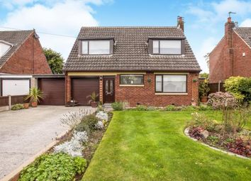 Thumbnail 3 bed detached house for sale in Thorntrees Avenue, Lea, Preston, Lancashire