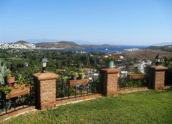 Thumbnail 5 bed detached house for sale in Bitez, Bodrum, Aydın, Aegean, Turkey