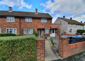 Thumbnail 3 bed end terrace house for sale in Leigh Crescent, New Addington, Croydon, Surrey