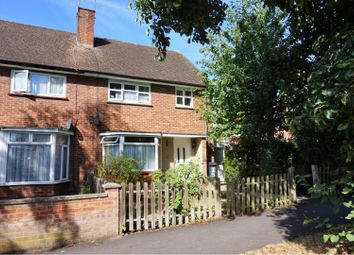 Thumbnail 3 bed semi-detached house for sale in Old Forge Close, Watford