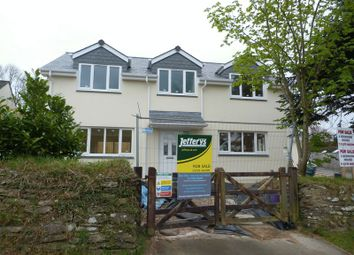 Thumbnail 3 bed detached house for sale in Tavistock Road, Callington