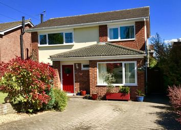 Thumbnail 4 bed detached house for sale in Beech View Road, Kingsley, Frodsham