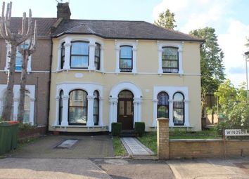 Thumbnail 5 bed end terrace house for sale in Forest Gate, London, England