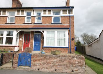 Thumbnail 3 bed end terrace house for sale in Stonegate, Hunmanby, Filey