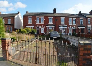 3 bed terraced house for sale in Queen Square, Ashton-Under-Lyne OL6