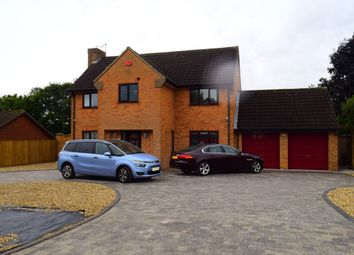 Thumbnail 4 bed detached house to rent in Rowlandson Close, Abington, Northampton